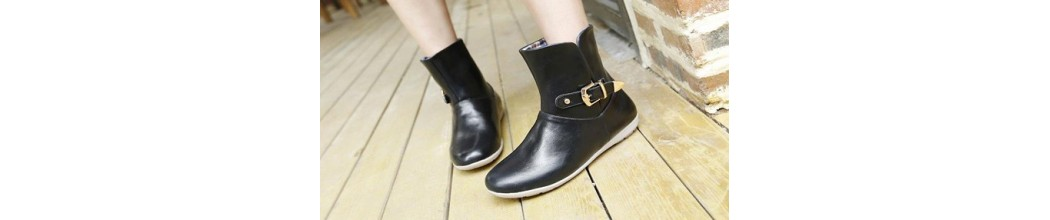 Low Ankle Boots for Women