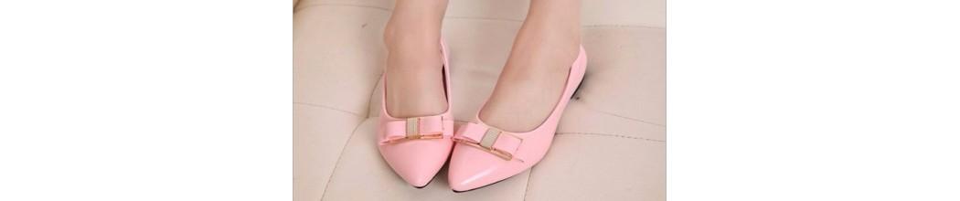 Zapatos Bajos de Mujer