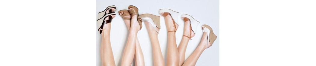Zapatos con Cuña de Mujer