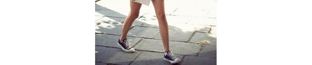 Zapatillas bajas de mujer a precios exclusivos en TODAS las tallas