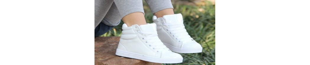 High Top Trainers for Women