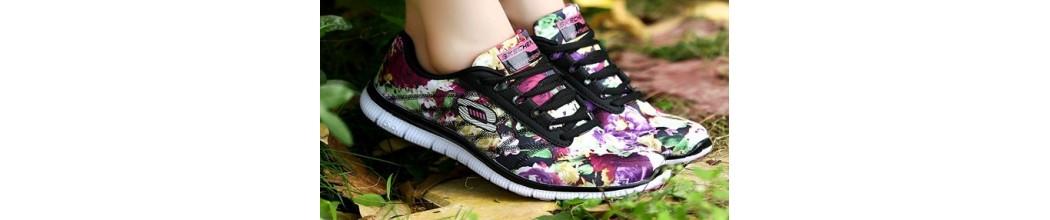 Zapatillas Deportivas de Mujer al Mejor Precio