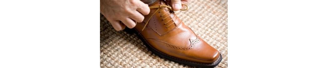 Zapatos con Cordones de Hombre