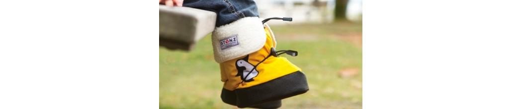 Botas para la nieve de Niño