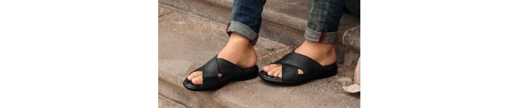 Sandalias para hombre variadas