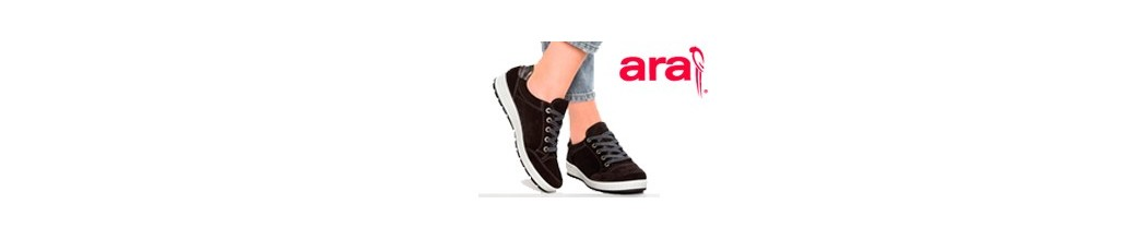 Ara Shoes women's low-top trainers