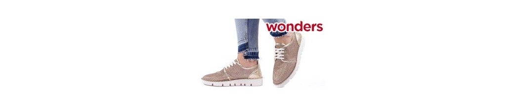 Wonders women's low-top trainers