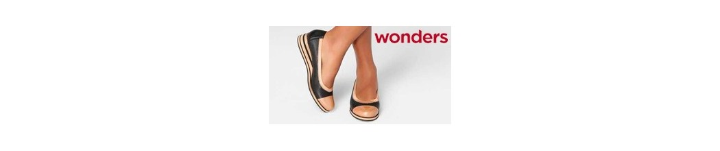 Wonders classic ballerinas for women