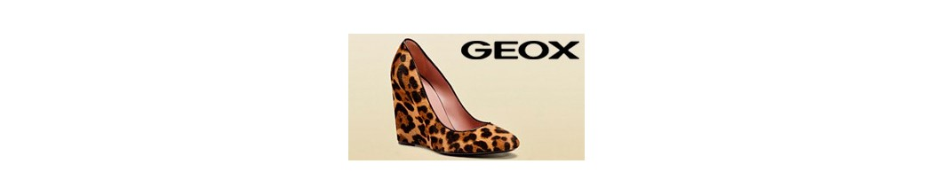 Zapatos con cuña Geox de mujer