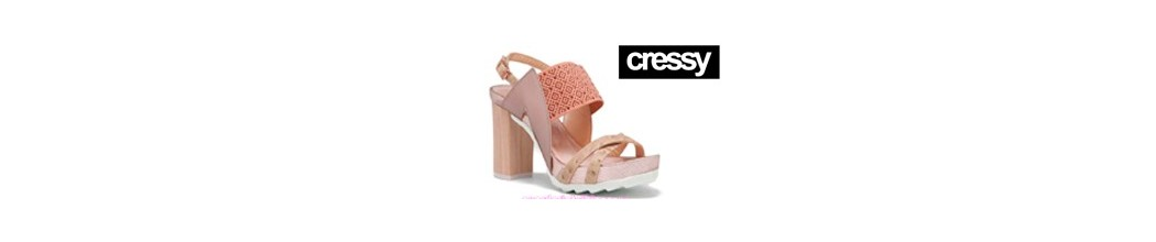 Cressy women's heeled shoes