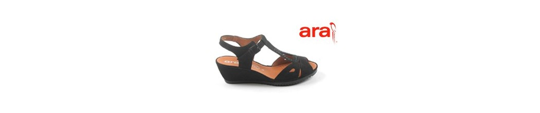 Ara Shoes women's platform sandals